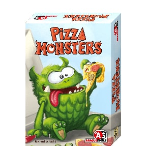 Pizza Monsters Abacusspiele