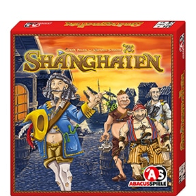Abacusspiele Shanghaien