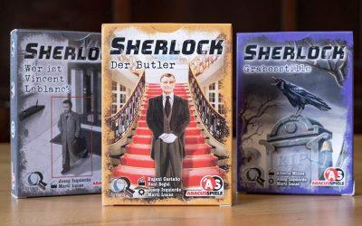 Unsere neuen Sherlock-Fälle