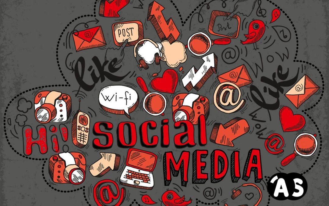 Schaut auf unseren Social Media-Kanälen vorbei