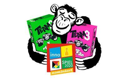 TEAM3 ist nominiert zum innoSPIEL 2020